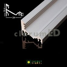 CORNER 14 LED PROFILE