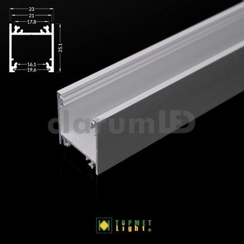 LINEA20 LED PROFILE